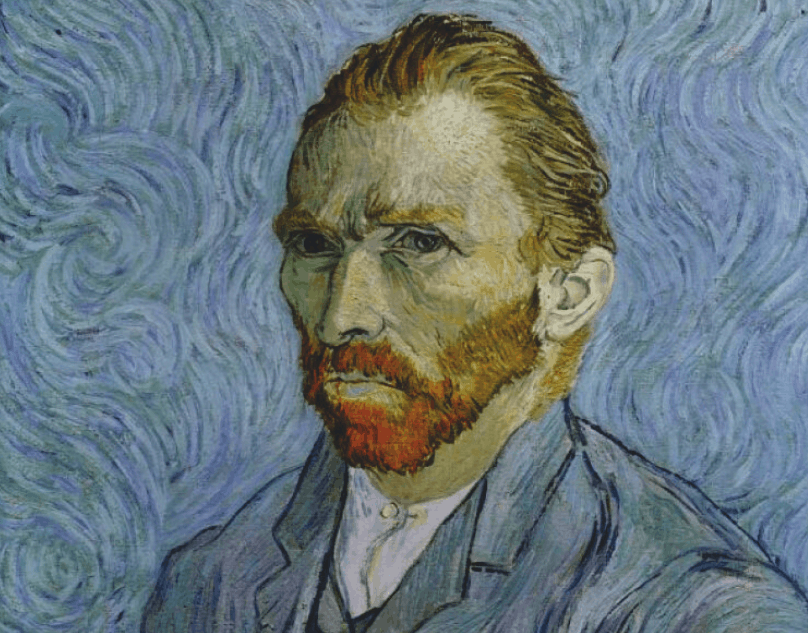 Van Gogh Ideas a Colores